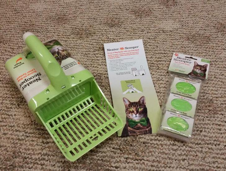 Cat Litter Box Scooper