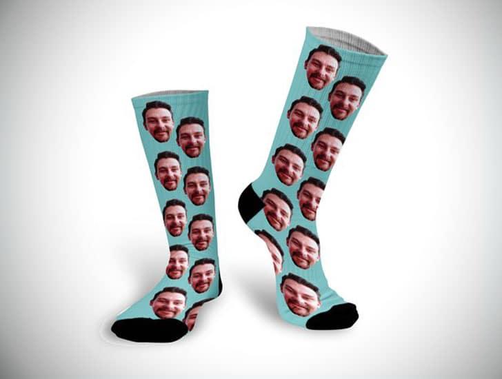 Custom Printed Socks