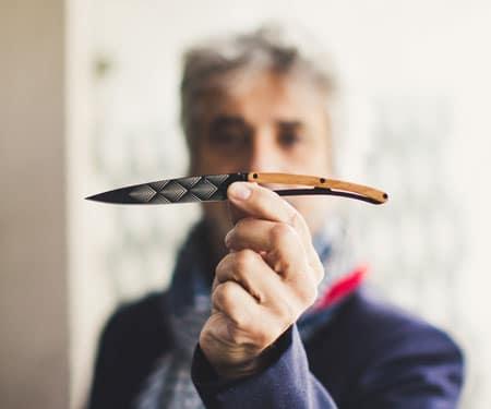 Deejo Nomadic Pocket Knives