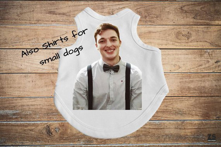 Dog and Owner Matching Tees