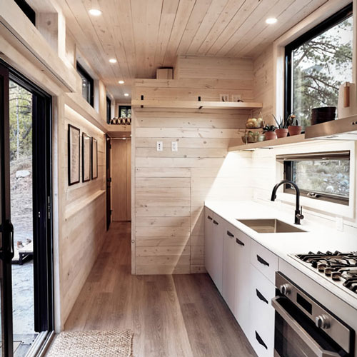 Draper Tiny House
