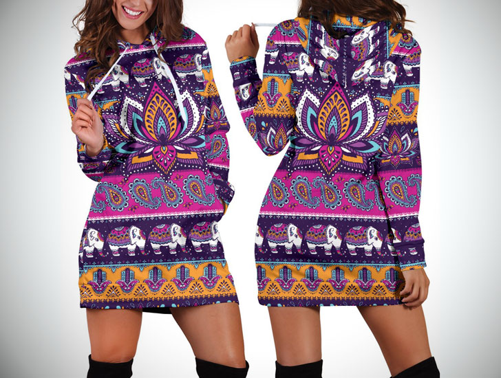 Dress Hoodies