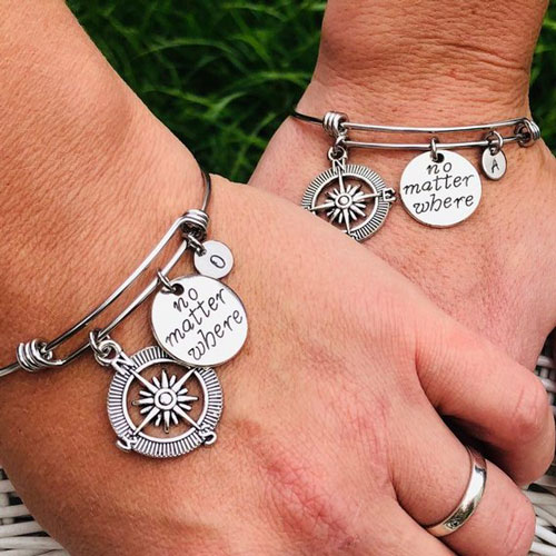 No Matter Where, Best Friend Bracelets