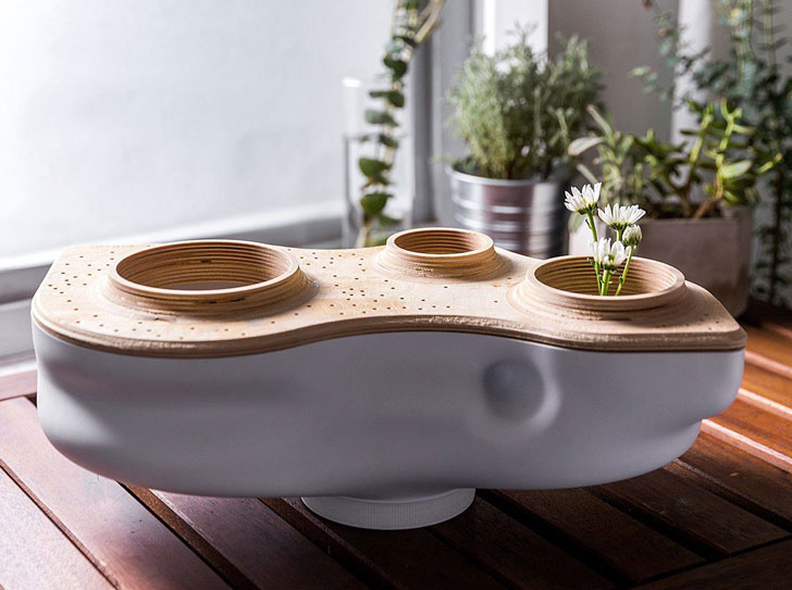 Odorless Scientifically Designed Biomorphic Composter