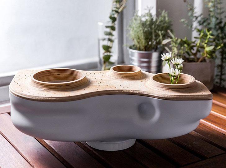 Odorless Scientifically Designed Biomorphic Composter