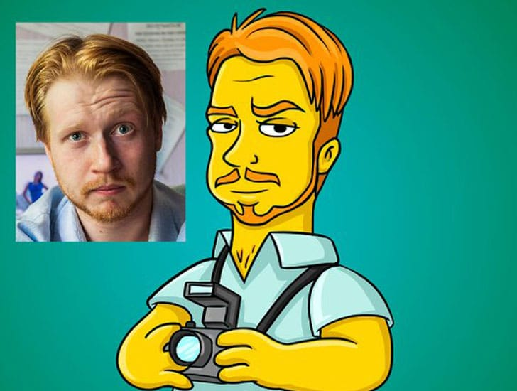 Personalised Cartoon Portrait