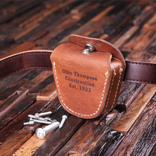 Personalized Tool Belt Pouch