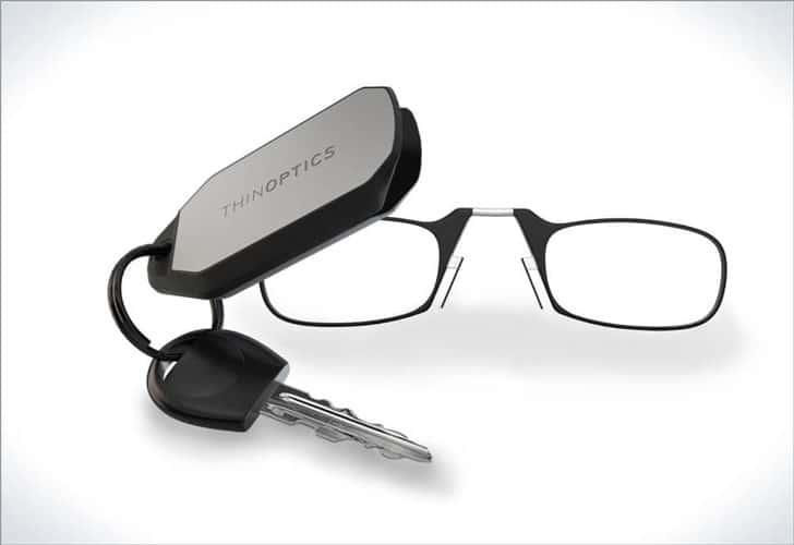 Retractable Keychain Glasses