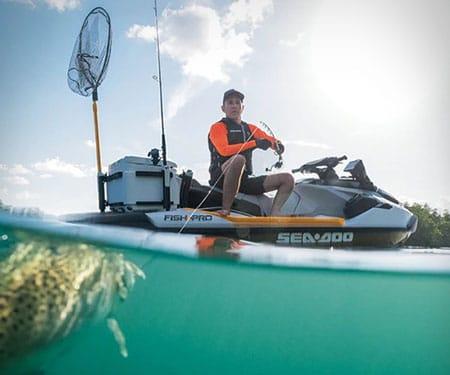 Sea-Doo Fish Pro
