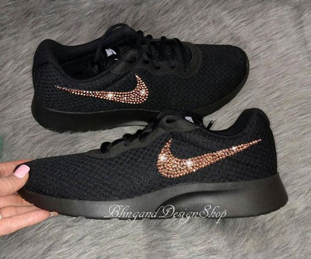 Swarovski Bling Nike Women's Shoes