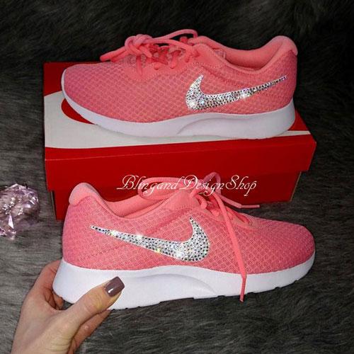 Swarovski Bling Nike Women's Shoes