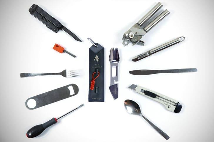 The Muncher - Multi-tool Utensil