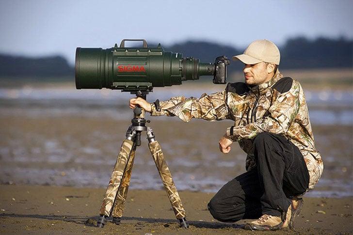 Ultra-Telephoto Zoom Lens