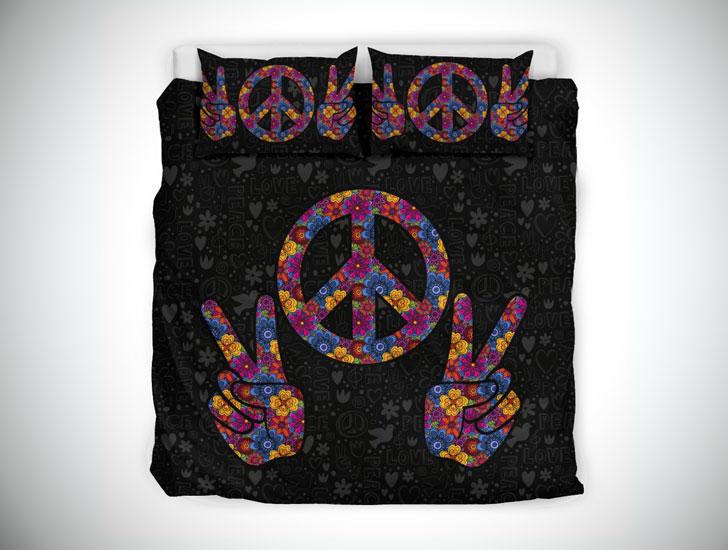 Vibrant Peace Vibes