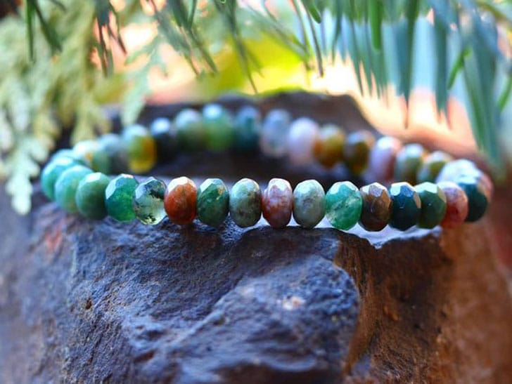 Woodland Zen Healing Crystal Bracelet