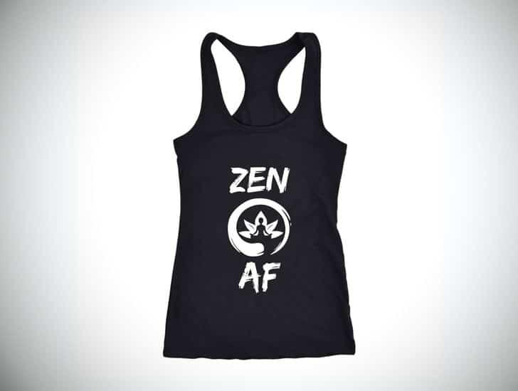 Zen AF Hoodies