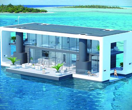Arkup Livable Yacht