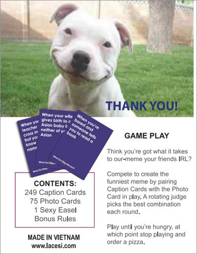 Cat Lovers Card Game