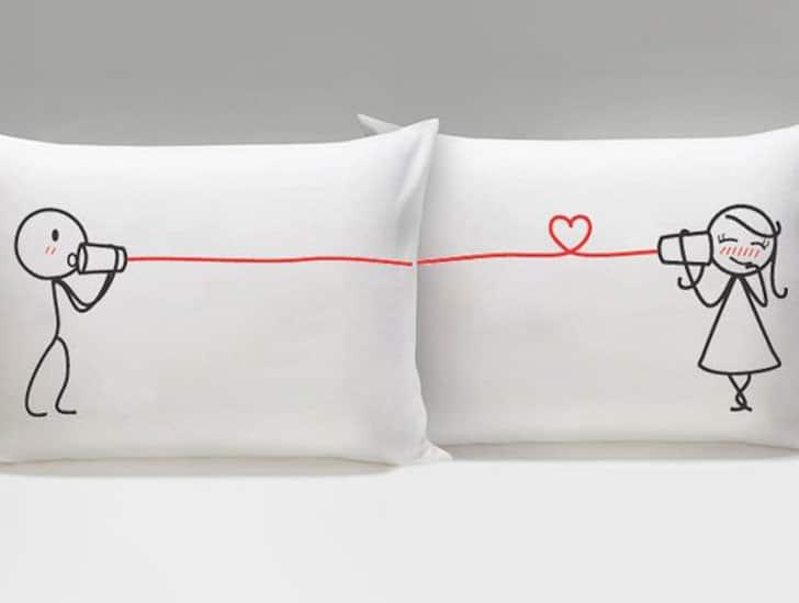 Couples' Pillows
