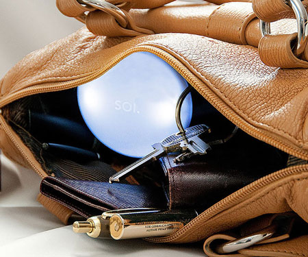 Handbag Sensor Lamp