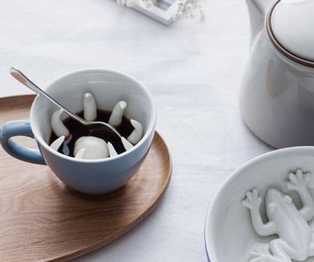 Hidden Octopus Mug