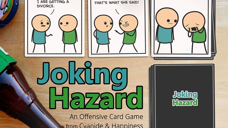 Most Offensive Card Game