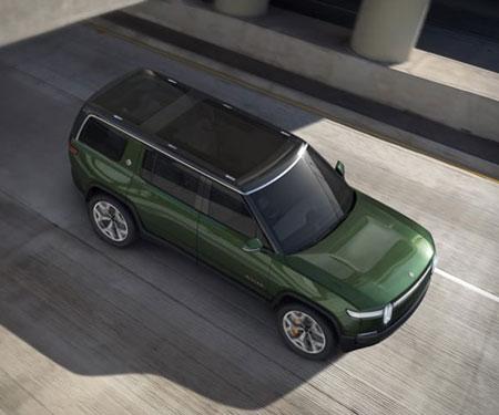 Rivian R1S Electric SUV