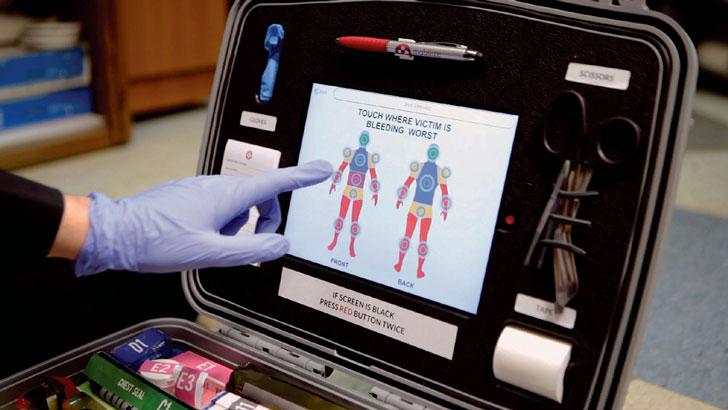 Smart First Aid Kits