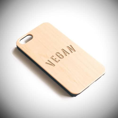 Vegan Phone Covers