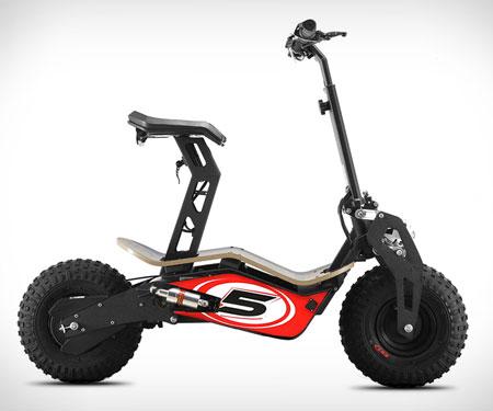 Velocifero Electric Scooter