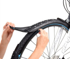 Zip-On Bike Tires