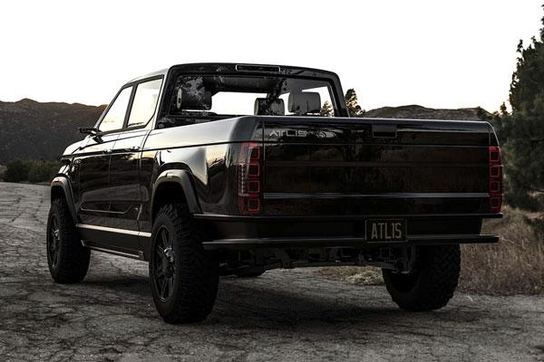 Atlis XT Electric Pickup Truck