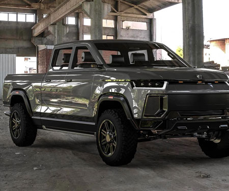Atlis XT Electric Pickup Truck