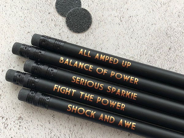 Electrician Pencils