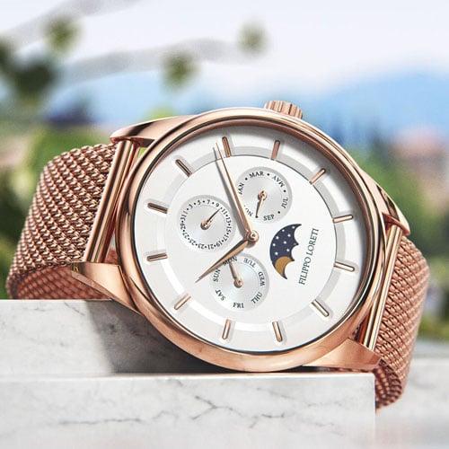 Fillipo Loretti Venice Moonphase Watches