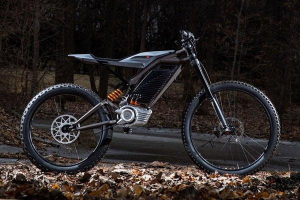 Harley-Davidson Electric Concept Bike