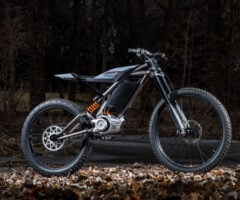 Harley-Davidson Electric Concept Bikes