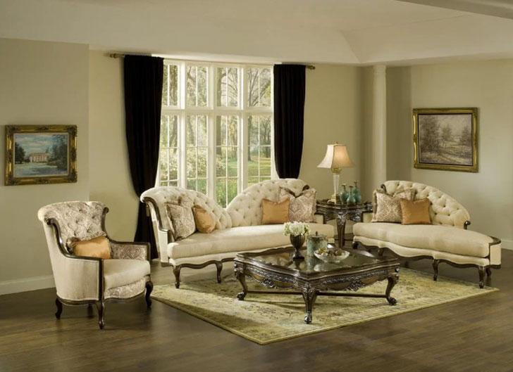Liliana Configurable Living Room Set by Benetti's Italia