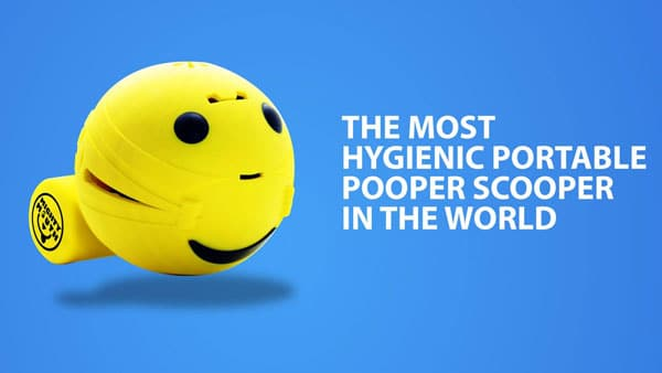 Mighty Mouth Pooper Scooper