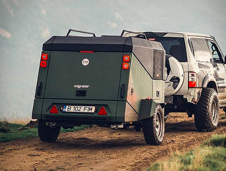 Migrator Off-Road Camper