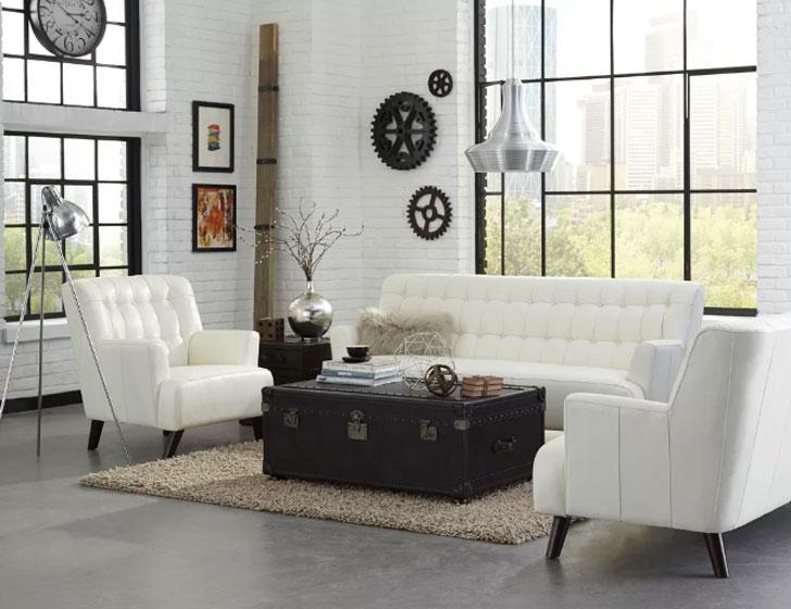 New York Configurable Living Room Set