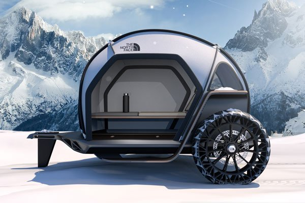North Face Futurelight Camper