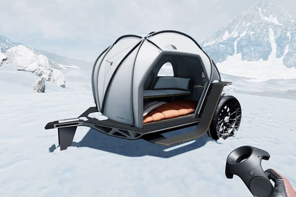 North Face Futurelight Camper