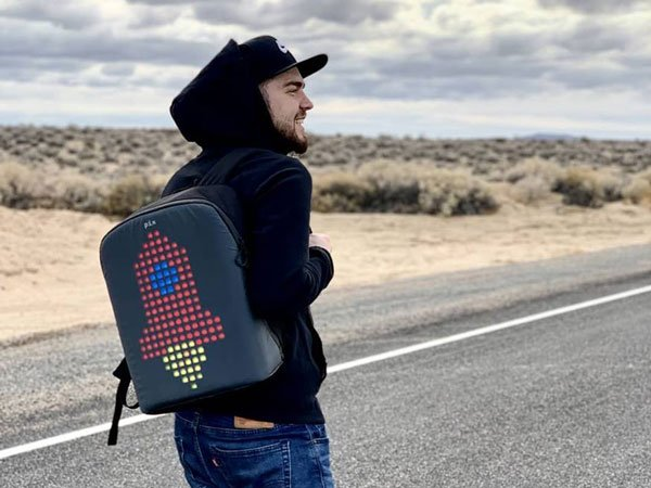 Smart Customizable Backpack