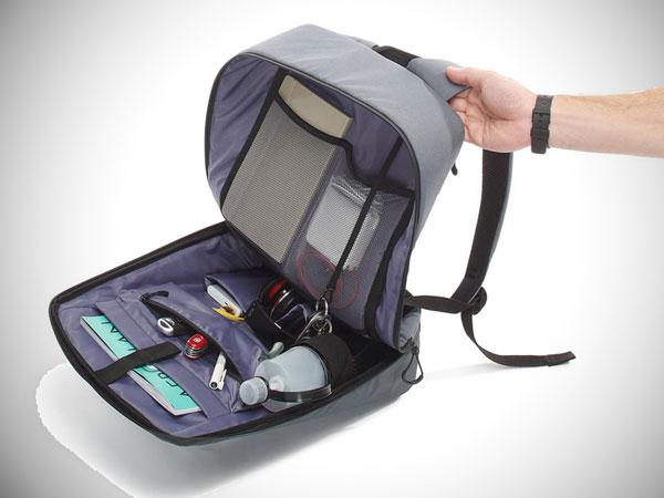 Smart Customizable Backpack