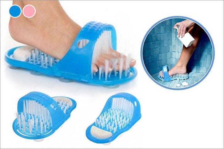 Suction Foot Scrubber