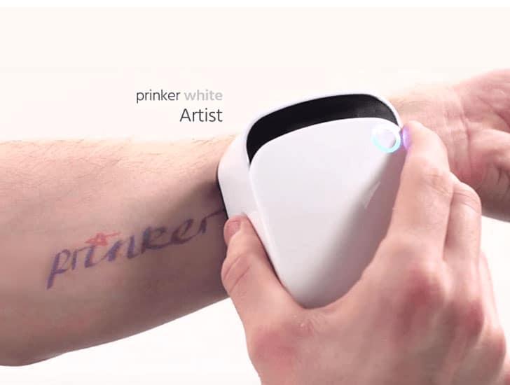 Temporary Tattoo Printer