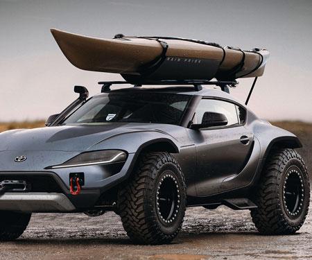 2020 Toyota Supra 4×4