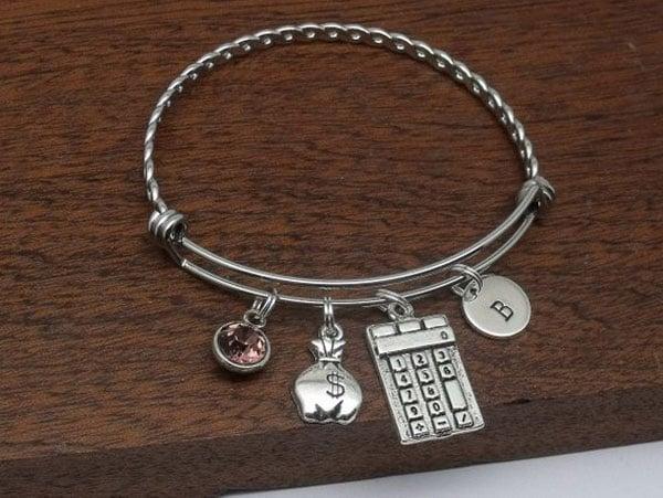 Accountant Bracelet
