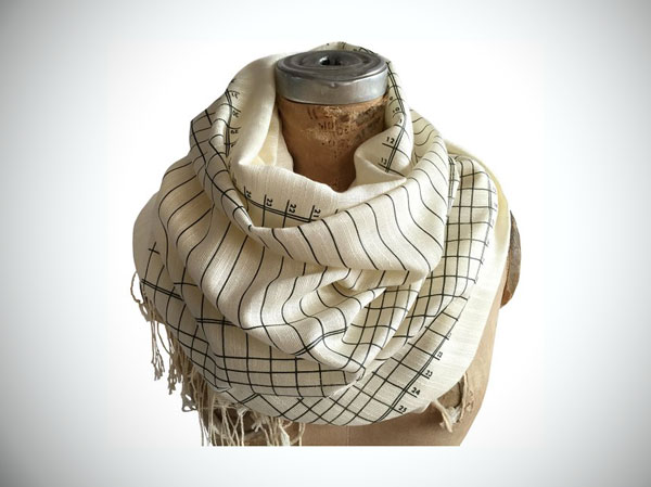 Accounting Scarf